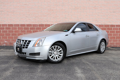 2013 CADILLAC CTS LUXURY COLLECTION EDITION AWD
