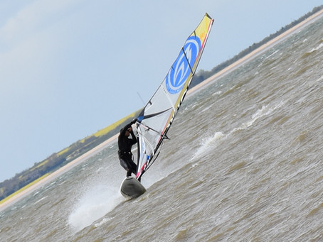 Total Exhaustion: On Switching Passions from Climbing to Windsurfing