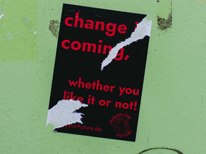 Coping with Change and Transition: An Existential Management Point of View