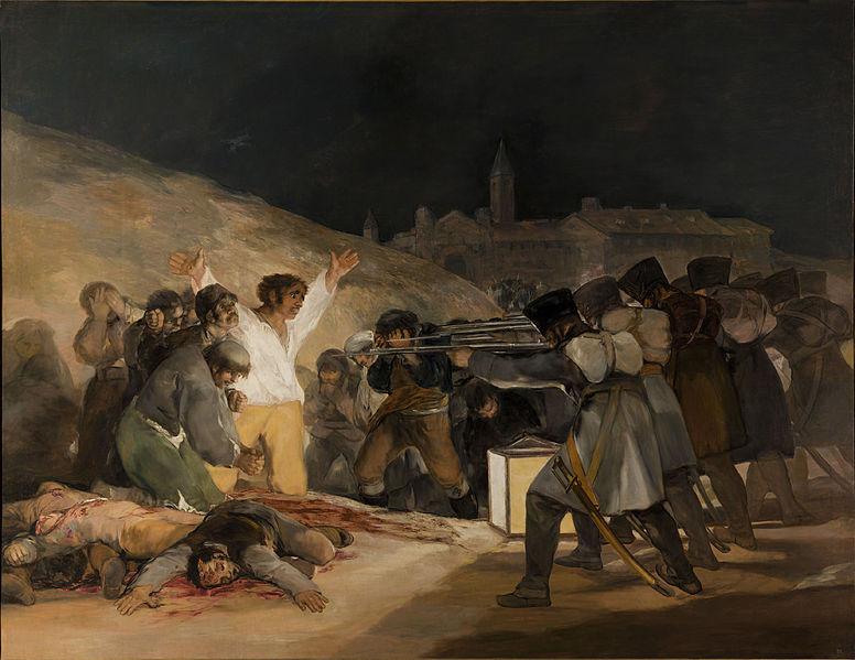 Goya - El tres de mayo