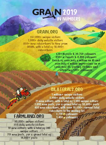 GRAIN infographic