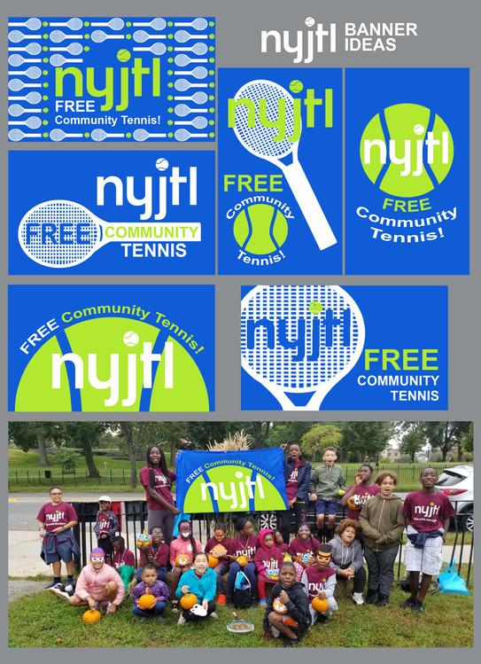 NYJTL banner ideas