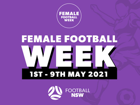 Female Football Week