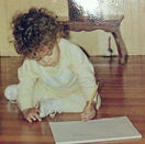 Little Jana Writing