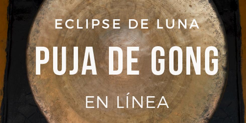 Puja de Gong: Eclipse Lunar (en línea)
