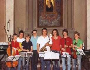 Il Coro di Voci Bianche e L'Ensemble Marco da Gagliano all'Istituto Montedomini