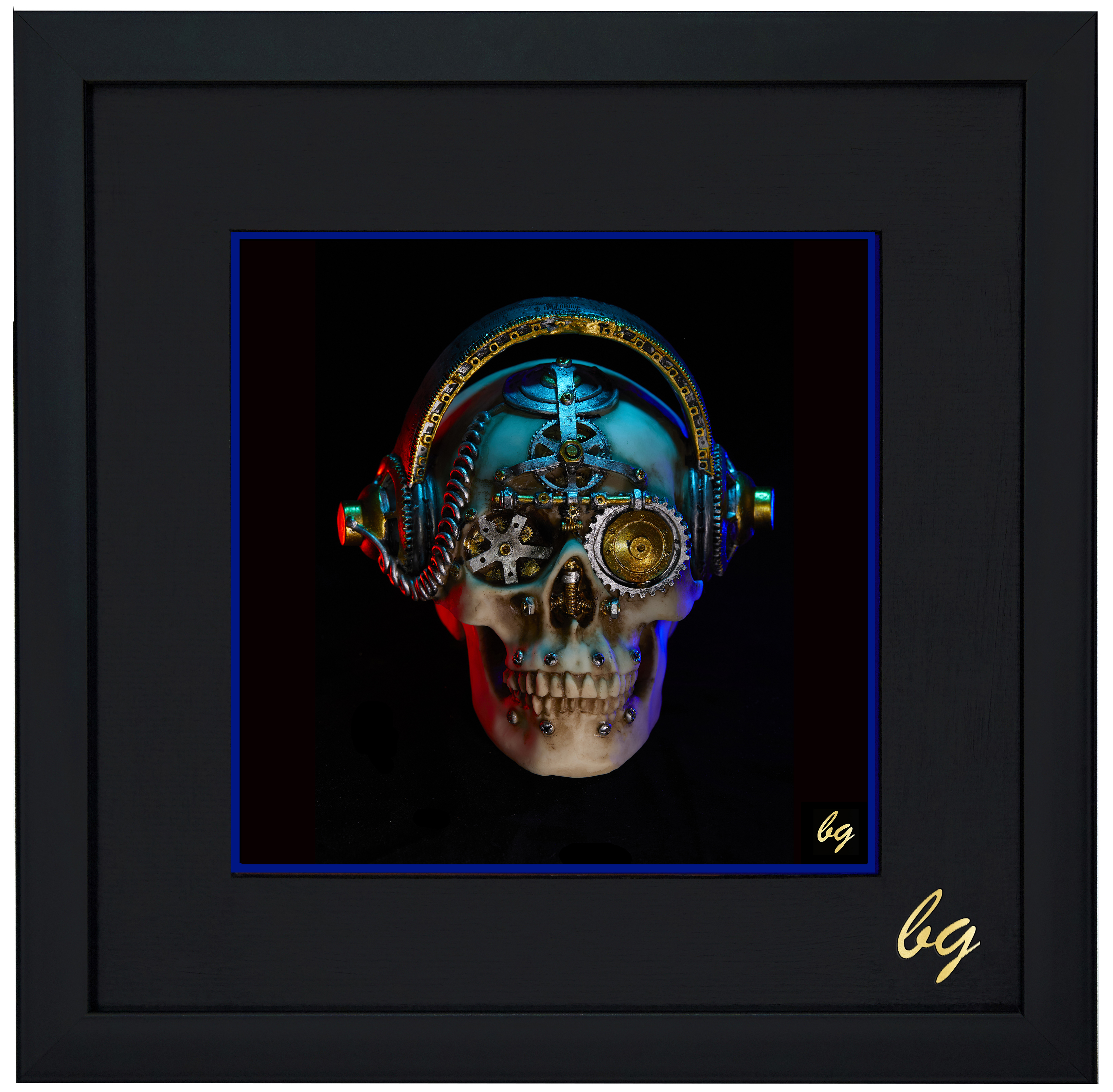 NeonMusicFrame