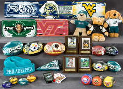 Licensed Sports Items
