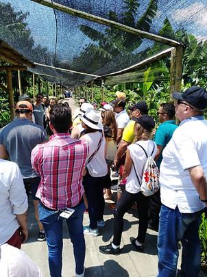 Visita al Parque Recuca.