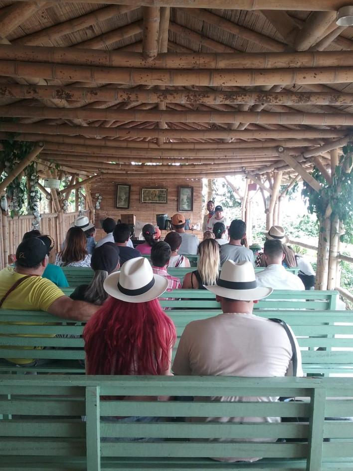 Visita al Parque Recuca