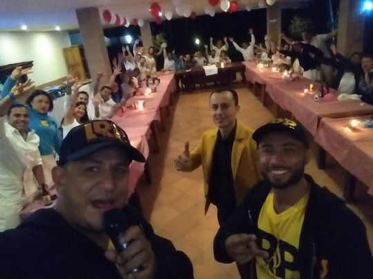 Retiro Guatapé 2018