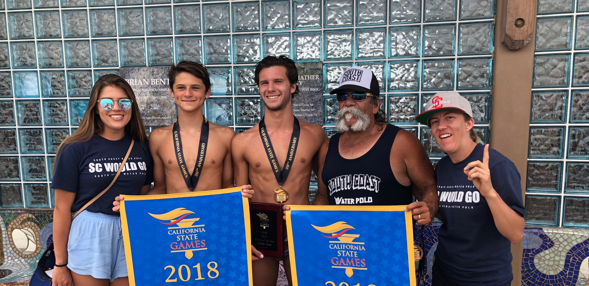 Cal State Champions 2018