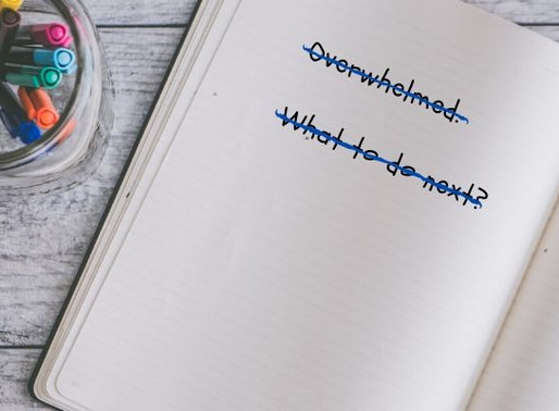One Thing You Can Do Today to Stop That Overwhelmed Feeling