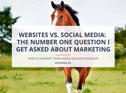 Websites vs. Social Media: The Number One Question I Get Asked About Marketing