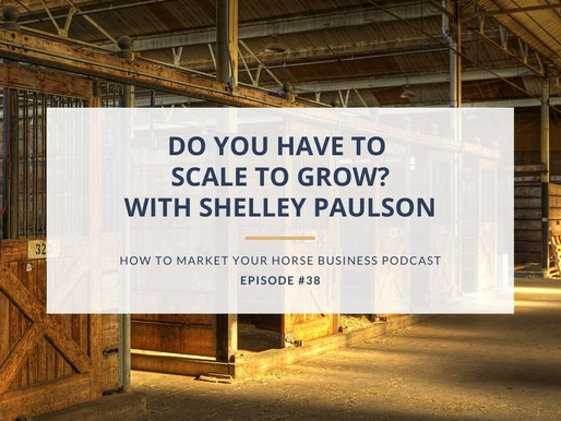 Do You Have to Scale to Grow? With Shelley Paulson