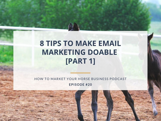 8 Tips to Make Email Marketing Doable [Part 1]
