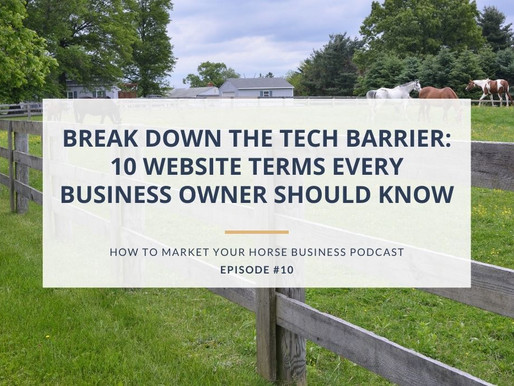 Break Down the Tech Barrier: 10 Website Terms Every Business Owner Should Know