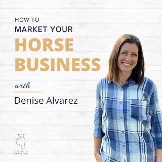 How to Market Horse Business Podcast Log