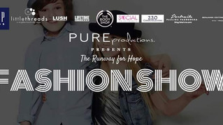 The Runway For Hope Children and Teen's Fashion Show