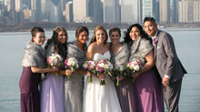 Choosing Bridal Party photo locations