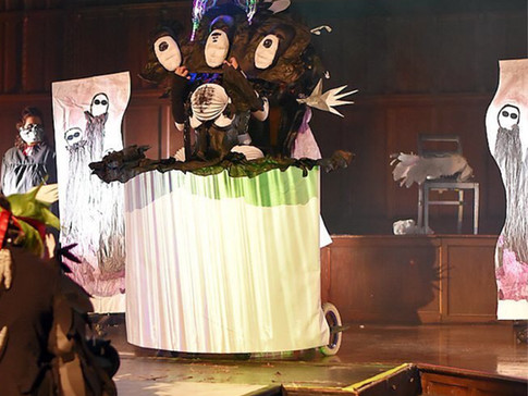 Monsters on The Stage