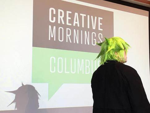 Creative Mornings Columbus