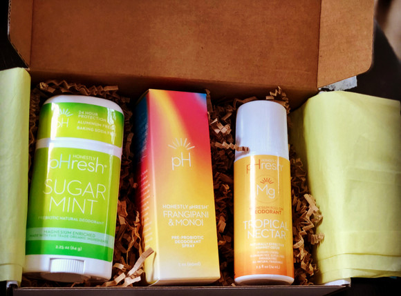 Natural Vegan Deodorant That Really Works!