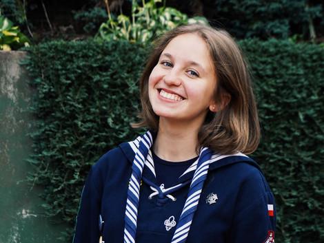 "My Salon Experience By Karolina Fryt (leader of 7 Wodna Drużyna Wędrownicza ""Horyzont"" from Poland)"