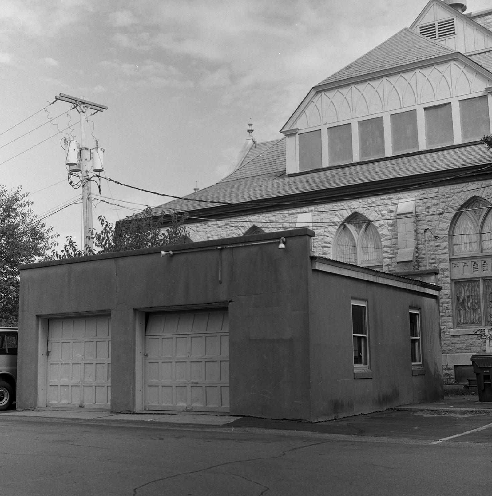 ZZOLL_Church Garage, 2016
