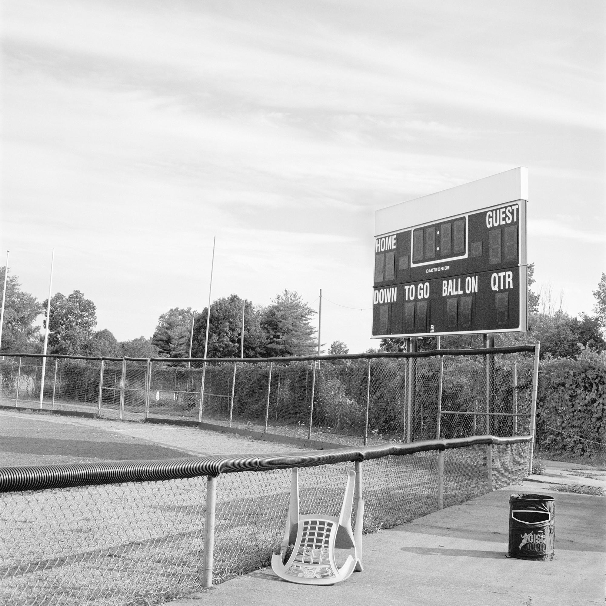 East Field, 2012SPOTTING