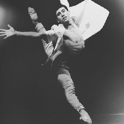 Dance Jump Aerial