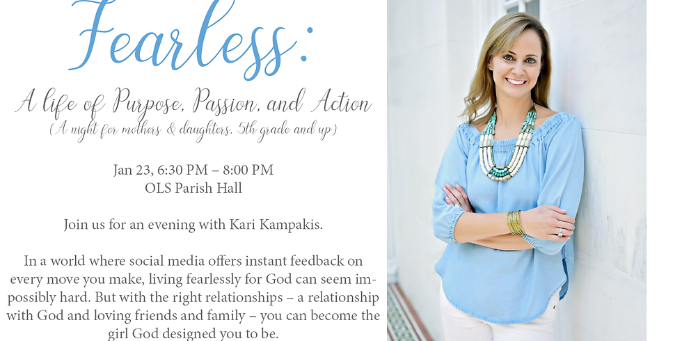 Fearless: A life of Purpose, Passion, and Action