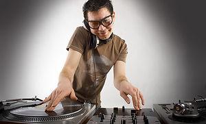 DJ Playing House Disco
