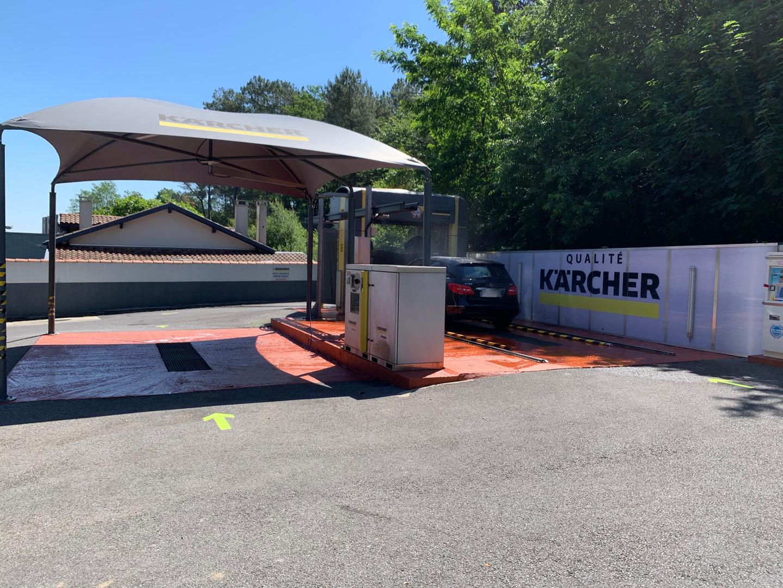 station Karcher
