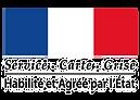 Drapeau de la France habilitaition de l'Etat