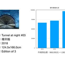 Tunnel at night #03