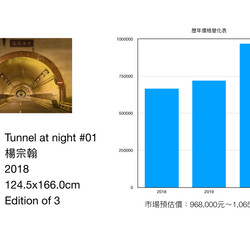 Tunnel at night #01