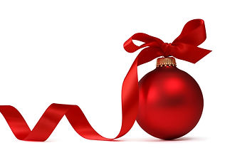 red Christmas ball with ribbon.jpg