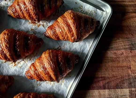 傳統可頌(8入)Traditional Croissant (8 count)