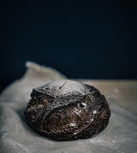 巧克力酸麵團 Chocolate Sourdough