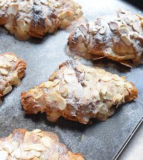杏仁可頌 Almond Croissant (8 pc)