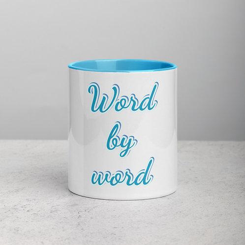 word X word mug (3 colours)