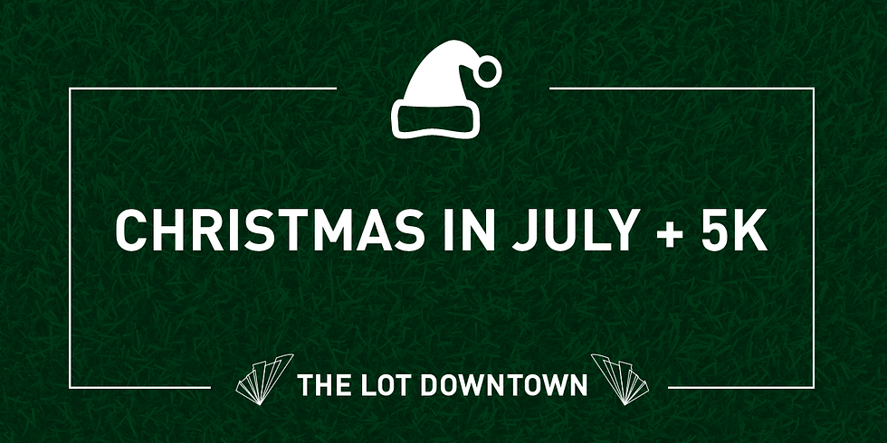 Christmas in July + 5K