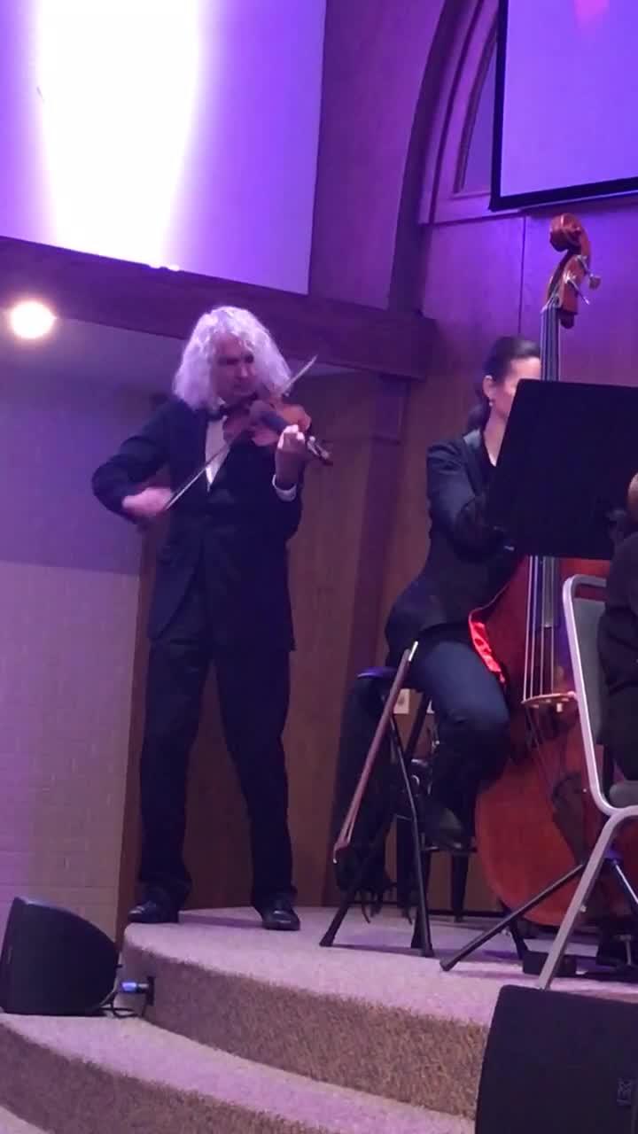 Brazos Chamber Orchestra | Orange Blossom Special