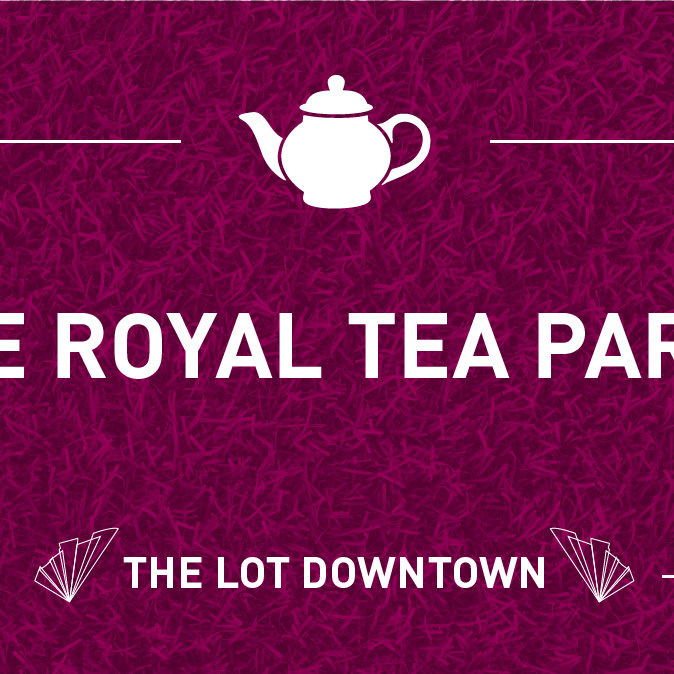 The Royal Tea Party