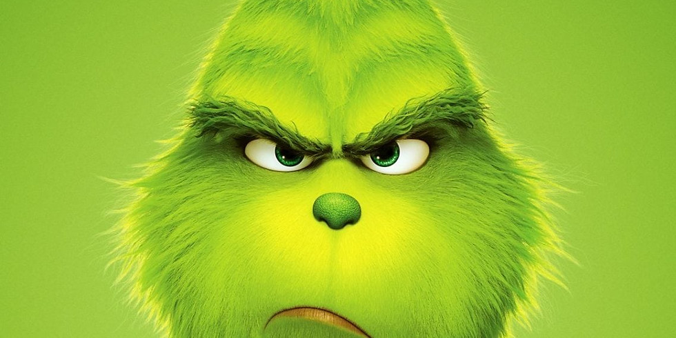 The Grinch - Family Movie Night