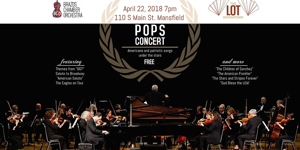 Brazos Chamber Orchestra Spring Concert