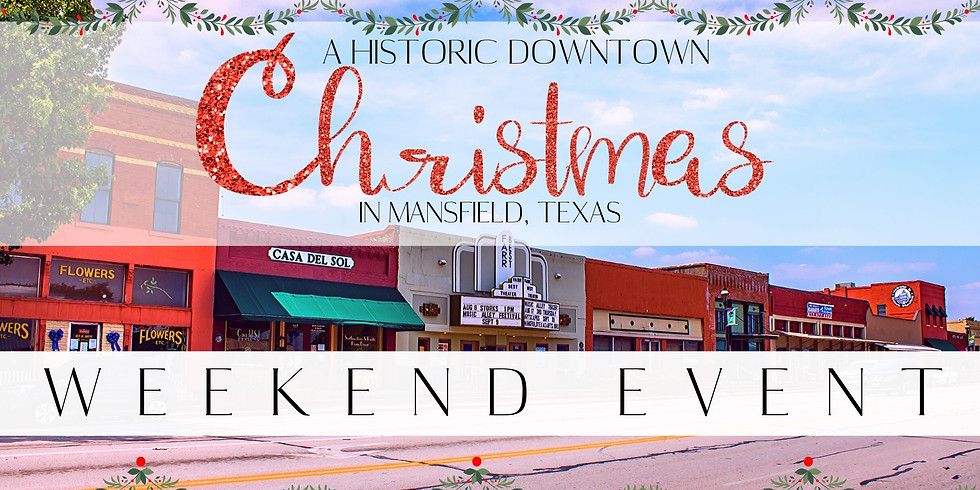 Historic Downtown Christmas Event