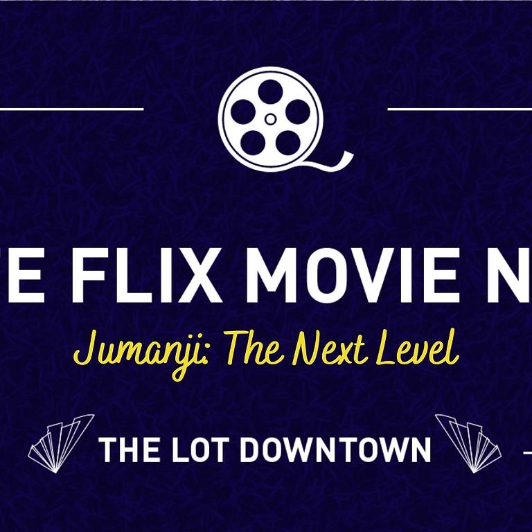 Nite Flix Movie Nite featuring Jumanji: The Next Level
