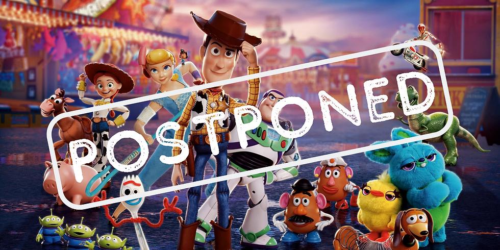 ** POSTPONED ** Toy Story 4 - Family Movie Night